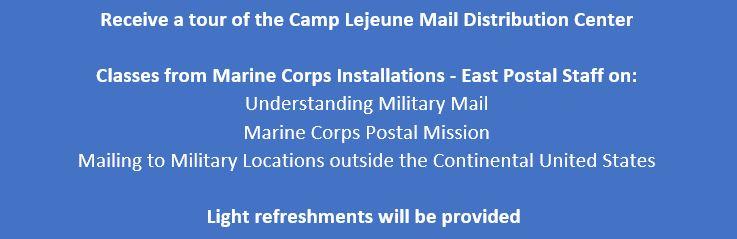 21 11 5 Camp Lejeune classes